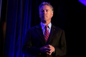 Rand Paul, the politician who has led the path to implement this bill.
