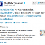 Australia's Daily Telegraph Continues #NoJabNoPlay Campaign – Gets Tony Abbott Endorsement