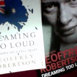 Dreaming Too Loud With Geoffrey Robertson – Perth Review