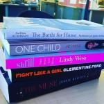 February 2017 So Far – Loss, Lazertits And Lots Of Reading