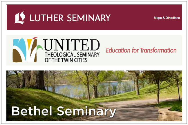 Twin Cities seminaries
