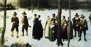 George-Henry-Boughton-Pilgrims-Going-To-Church