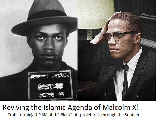 Reviving the Islamic Agenda of Malcolm X!