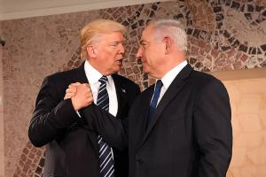 By U.S. Embassy Tel Aviv - President Trump at the Israel Museum. Jerusalem May 23, 2017 President Trump at the Israel Museum. Jerusalem May 23, 2017, Public Domain, https://commons.wikimedia.org/w/index.php?curid=59276644