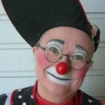 You Don't Have to Be in Make-Up to Be a Clown