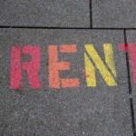rent pink yellow orange street