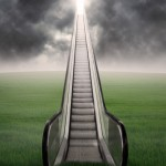 Jacob's Ladder and Stairways to Heaven