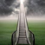 Escalator to the cross