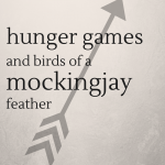 """Hunger Games"" and Birds of a Mockingjay Feather"