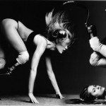 Paralympic athlete Aimee Mullins