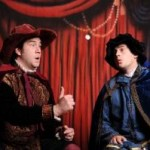 Rosencrantz and Guildenstern, flipping coins