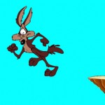wile-e-coyote fall