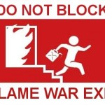 flamewar exit