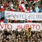 Why So Santo Subito?