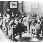 Rochester_schoolroom_and_pupils_c1906