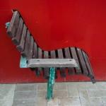 vanishing bench
