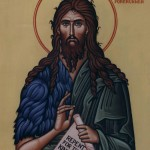 Reworking my relationship with John the Baptist