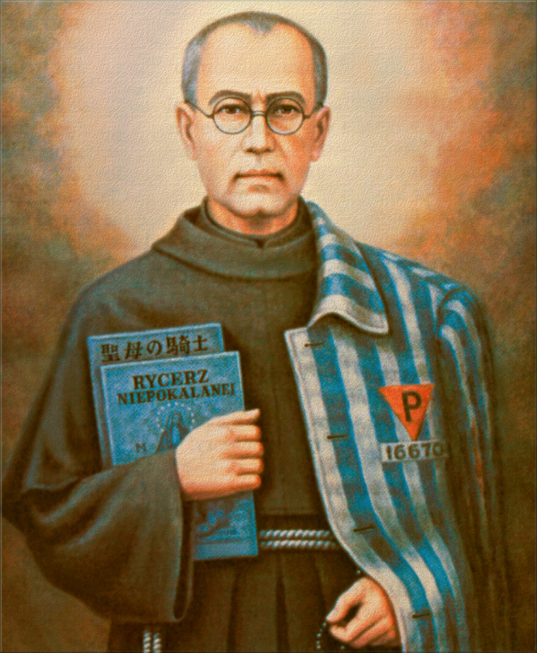 learning the wrong lessons from st maximilian kolbe. Black Bedroom Furniture Sets. Home Design Ideas