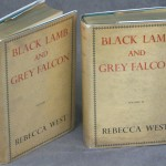 Celebrate the New Year by reading Black Lamb, Grey Falcon!