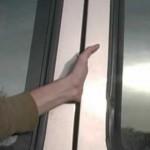 hand door