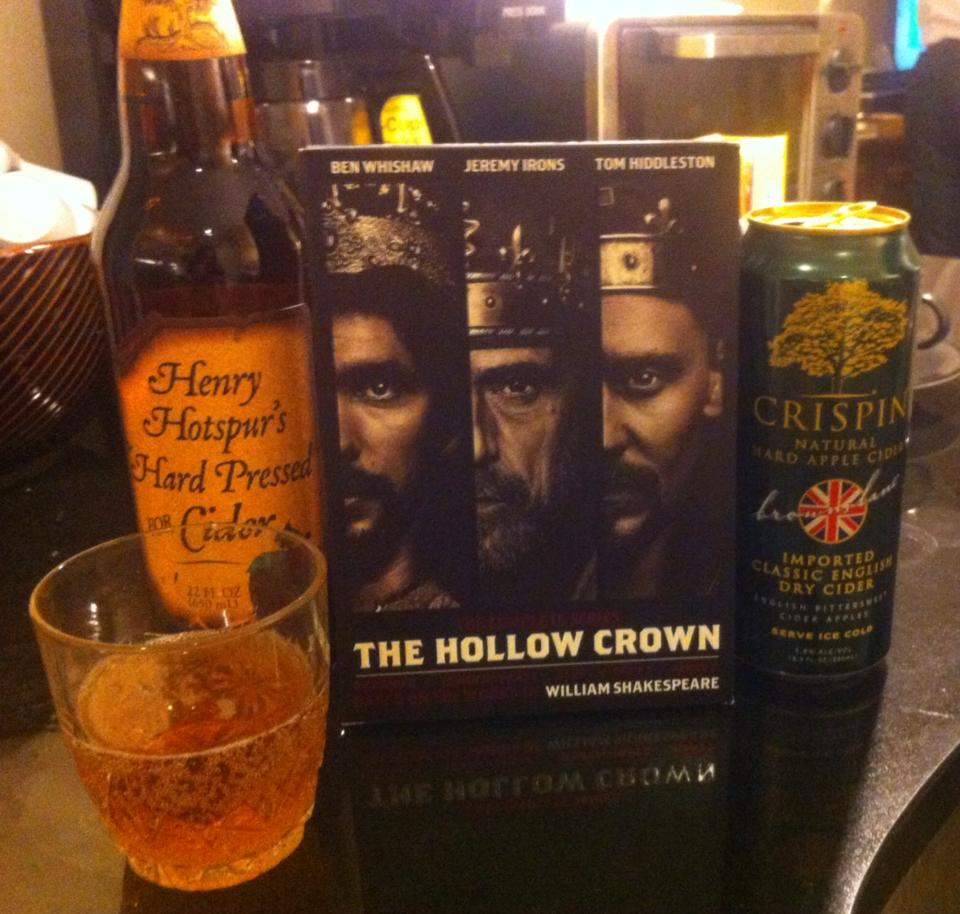 hollow crown toast