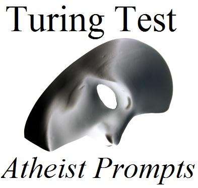 turing mask atheist