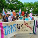 Trans solidarity rally and march, Washington, DC, May 17, 2015 / Ted Eytan / CC BY-SA 2.0