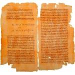Gospel of Thomas and A pocryphon of John, Codex II The Nag Hammadi manuscripts