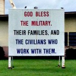 God or Country?