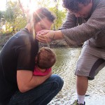 A Progressive Baptism on the Banks of the Chicago River