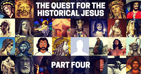 quest for historical jesus The third quest has been so named since perhaps the 70s a distinguishing feature is the involvement of jewish scholars trying to recover the historical jesus the heavenly kingdom is about god, not jesus himself, and is on earth.