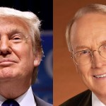Trump and Dobson: Constantine and Faust