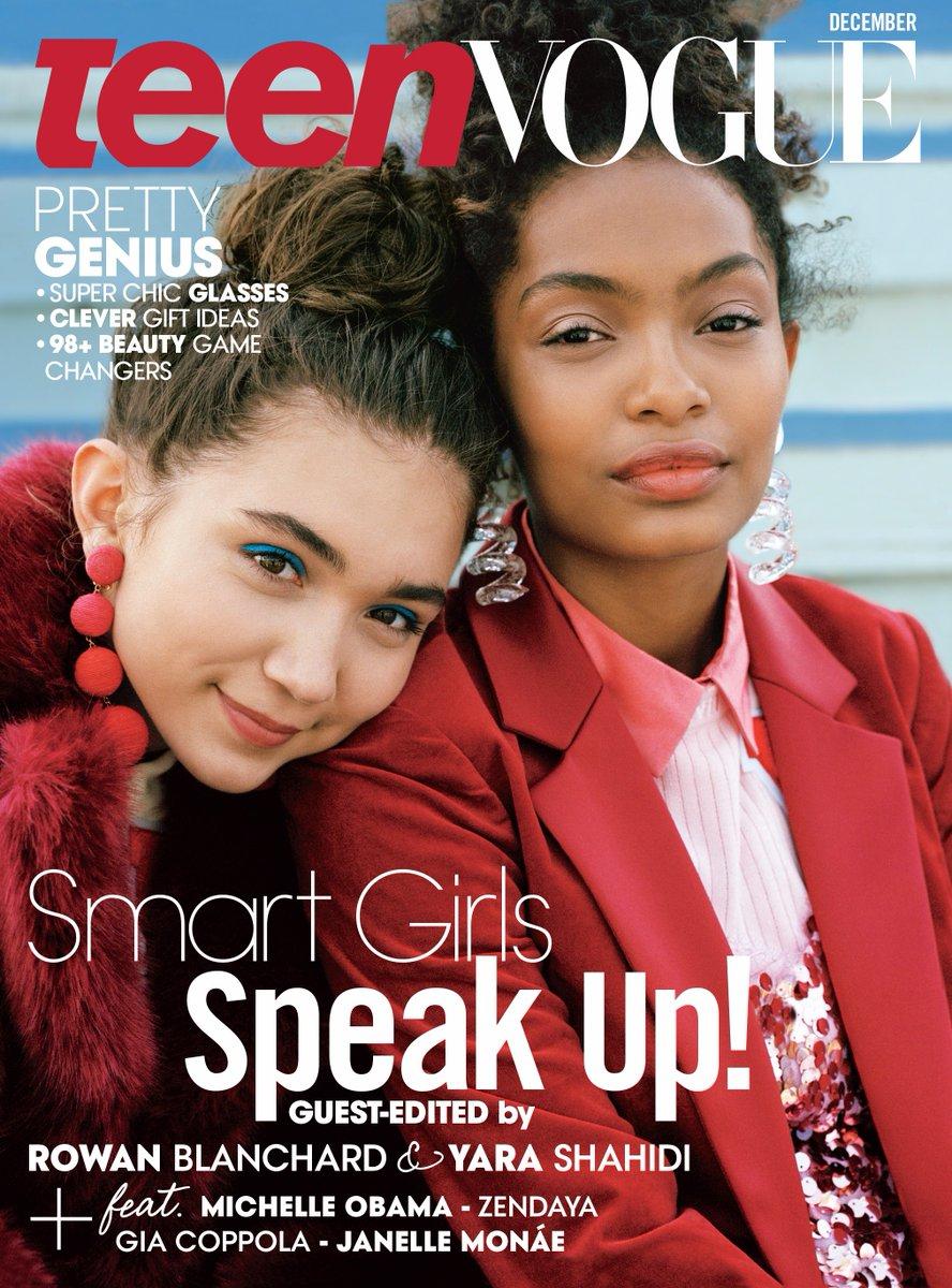Teen Vogue teenvogue_magazine on Myspace
