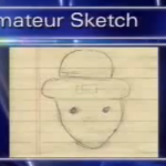 amateur sketch leprechaun