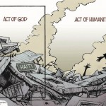 act of god act of humanity
