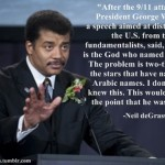 neil degrasse tyson i dont think he knew this