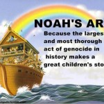 because the largest and most thorough act of genocide in history makes a great children's story