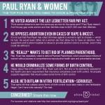 paul ryan and women