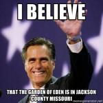 romney i believe