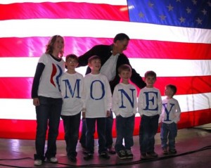 romney money r-money mispell