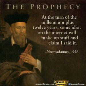 NostradamusPredicts