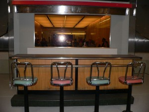 Greensboro Sit-in counter