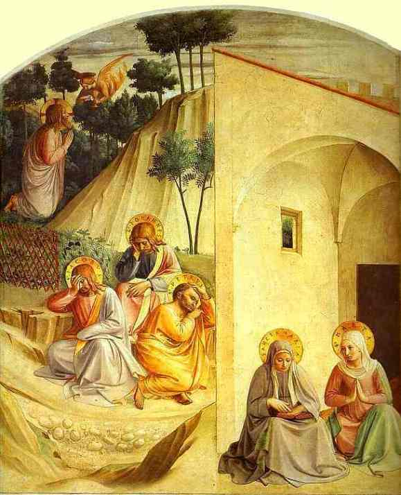 gethsemane the most troubling story in the bible kyle