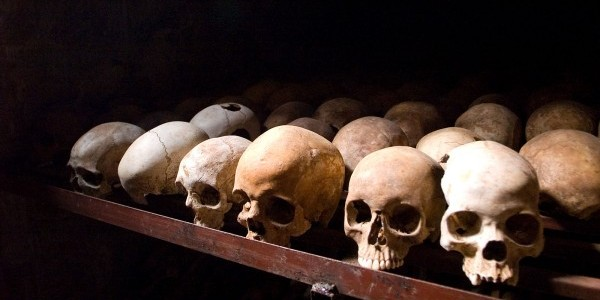 Advent, the Absence of God, and the Unburied Bones of Rwanda