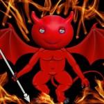 Richard Beck Wants to Bring the Devil Back (Sort of)