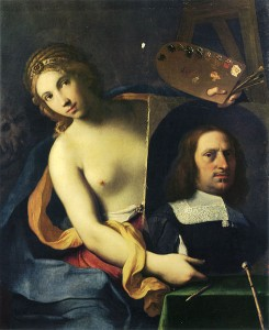 Allegory of Painting - Image via Wikimedia Commons, public domain