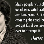 Honoring Spiritually Powerful Women: Doreen Valiente (1922-1999)