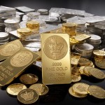 Crowne-Gold-Silver-Bullion by Mark Herpel is licensed under CC by 2.0