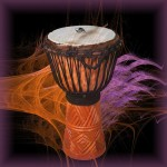 Djembe 4 by Dave Gates.