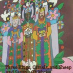 Three kings, and camels, and sheep, and santo...Oh my! by Lilith Dorsey
